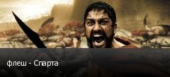 флеш - Спарта