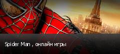 Spider Man , онлайн игры