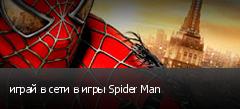 играй в сети в игры Spider Man