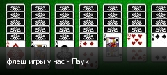 флеш игры у нас - Паук