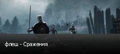 флеш - Сражения