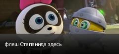 флеш Степанида здесь