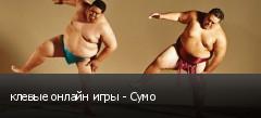 клевые онлайн игры - Сумо