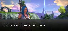 поиграть во флеш игры - Тера