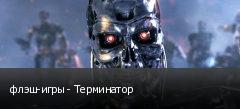флэш-игры - Терминатор