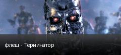 флеш - Терминатор