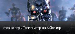 клевые игры Терминатор на сайте игр
