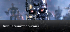 flash Терминатор онлайн