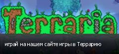 играй на нашем сайте игры в Террарию