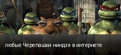 любые Черепашки ниндзя в интернете