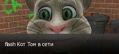 flash Кот Том в сети