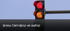 флеш Светофор на выбор