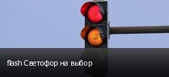 flash Светофор на выбор