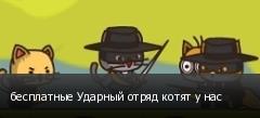 бесплатные Ударный отряд котят у нас