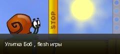 Улитка Боб , flesh игры