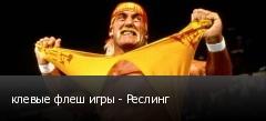 клевые флеш игры - Реслинг