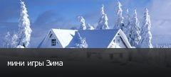 мини игры Зима