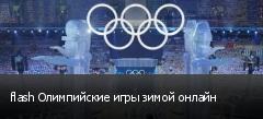 flash Олимпийские игры зимой онлайн